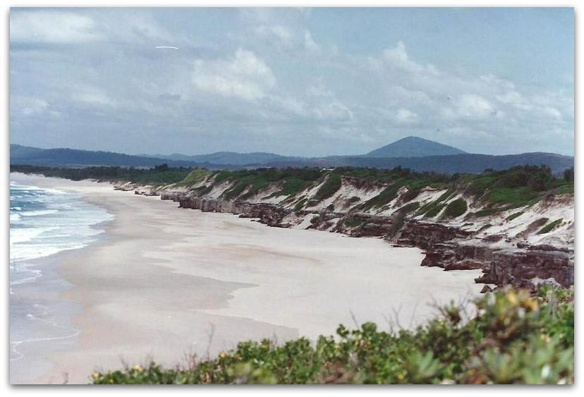 חוף ים - טרק - טיול לאוסטרליה