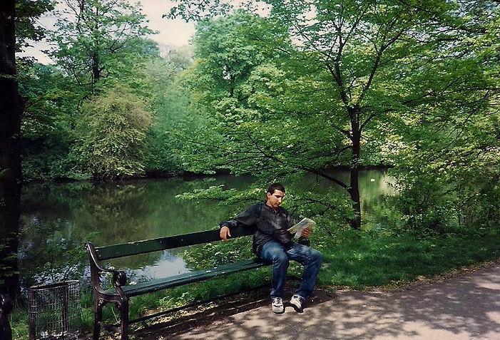 פארק, קונפהגן - יומן מסע - טיול אחרי צבא