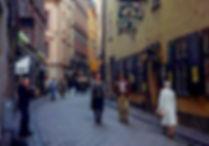 רחוב, שבדיה - יומן מסע - טיול אחרי צבא