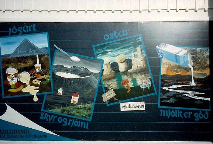 פרסומת, איסלנד - יומן מסע - טיול אחרי צבא