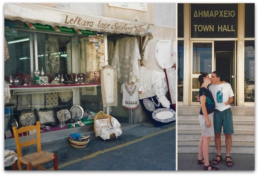 זוג מתנשק וחנות מפות בקפריסין - 10 דברים שלא ידעתם עלי
