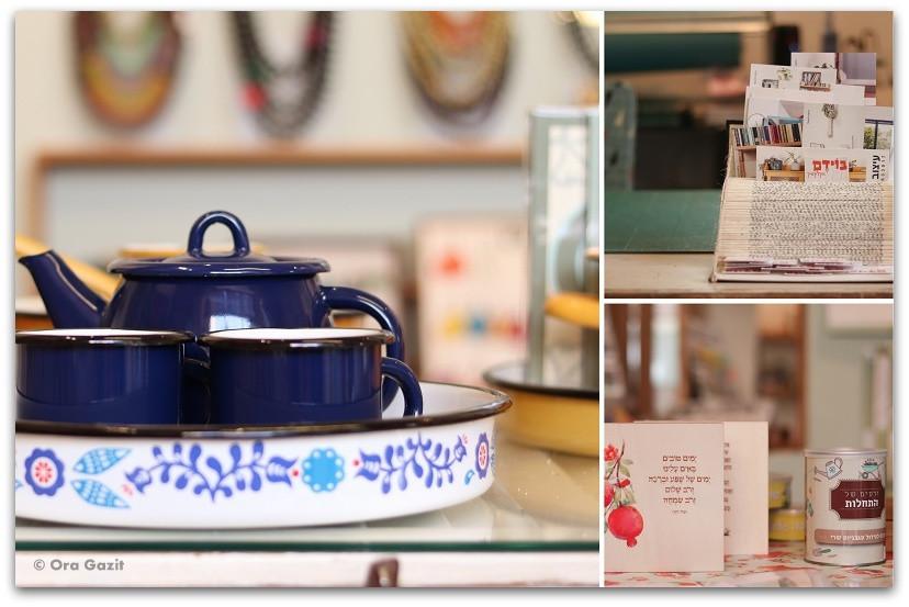 מוצרים בחנות - כפר האמנים עין הוד - חנויות עיצוב - בוידם