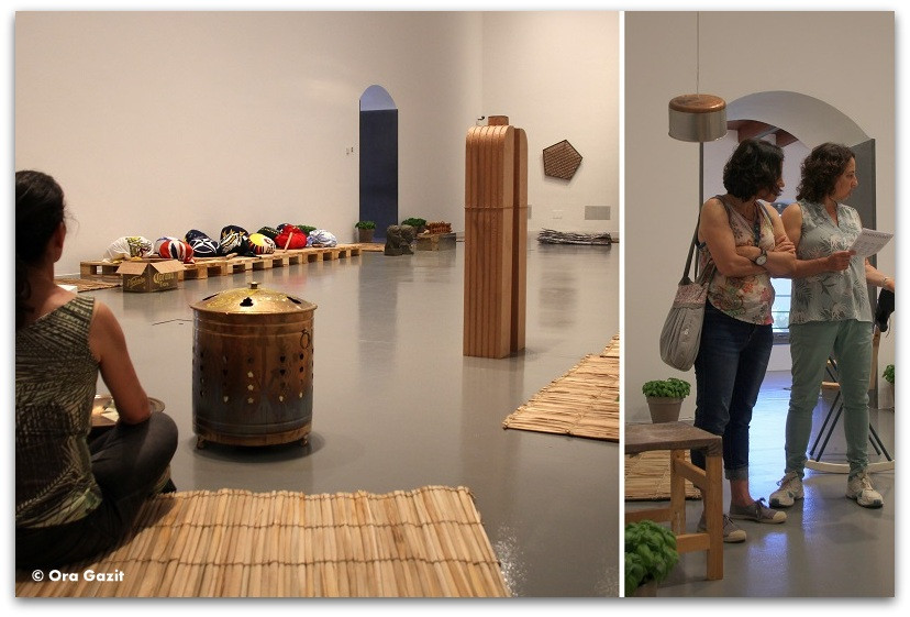 מוזיאון לאמנות מודרנית - טיול בנות - ברגמו
