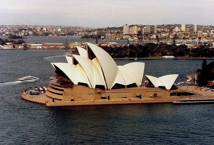 בית האופרה, סידני, אוסטרליה