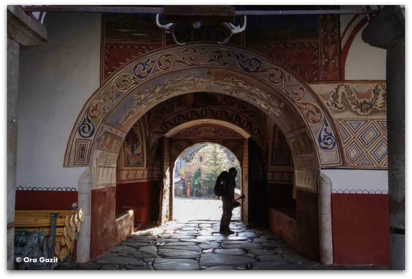 מנזר רילה - טרק הרי רילה בולגריה - יומן מסע