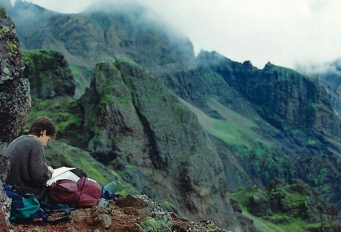 תצפית, איסלנד - יומן מסע - טיול אחרי צבא