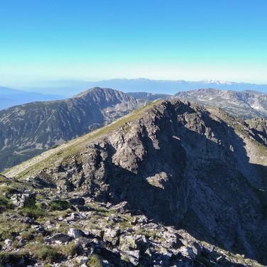טרק הרי רילה בולגריה - יום 5