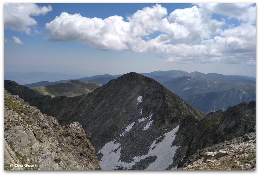 הרי רילה בולגריה - טרקים בבולגריה - יומן מסע