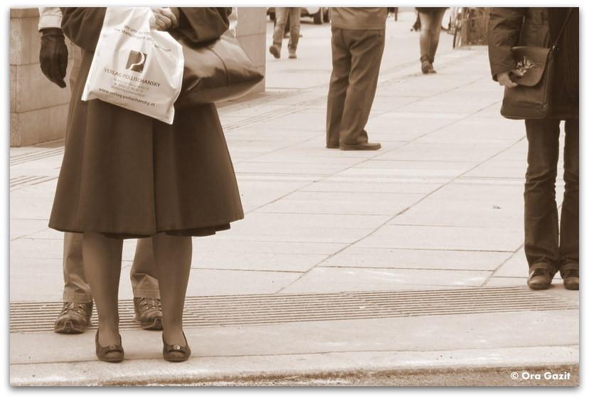 אנשים ברחוב - סיפור אהבה - ספרים מומלצים