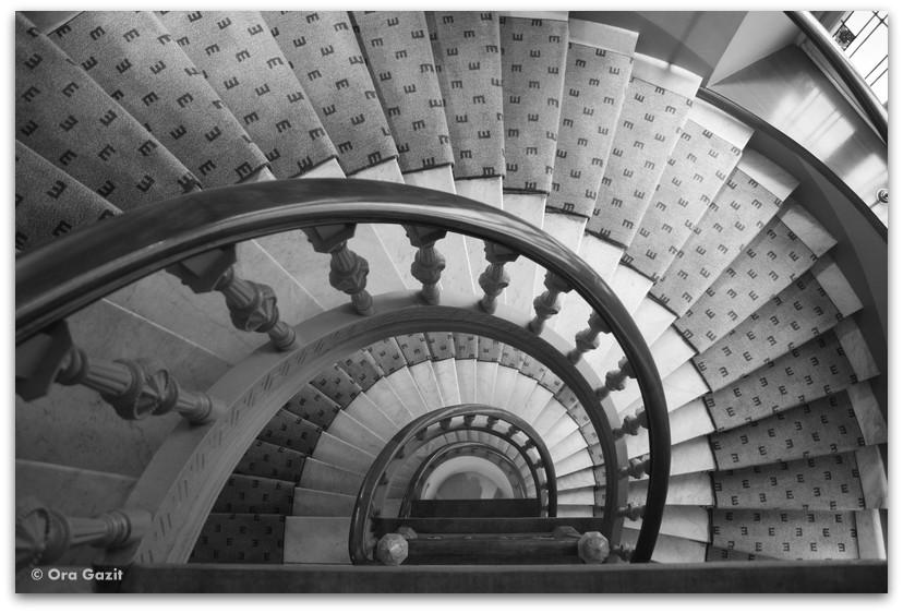 מדרגות ספירליות - שטוקהולם