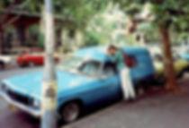 מכונית כחולה, סידני - אוסטרליה - יומן מסע - טיול אחרי צבא