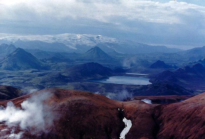 טרק, איסלנד - יומן מסע - טיול אחרי צבא
