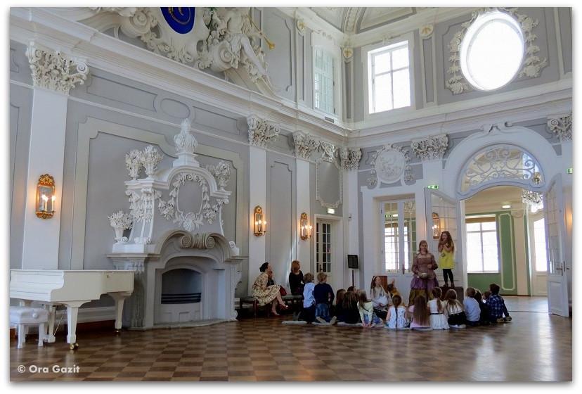 מוזיאון לאומנות - טאלין, אסטוניה