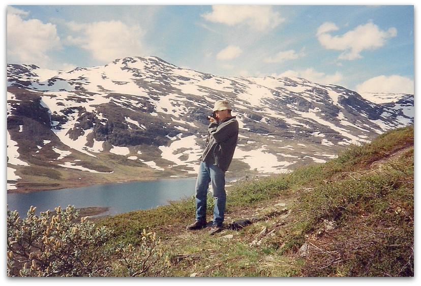 מצלמים את הנופים - טרק - שבדיה