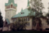 כנסיה, שבדיה - יומן מסע - טיול אחרי צבא