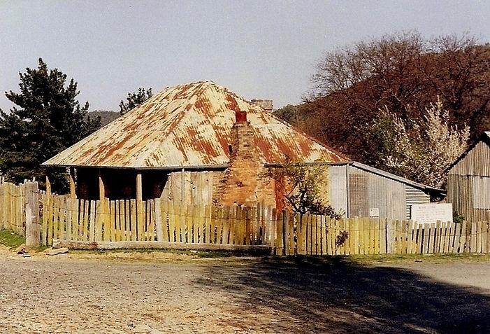בית ישן, אוסטרליה - יומן מסע - טיול אחרי צבא