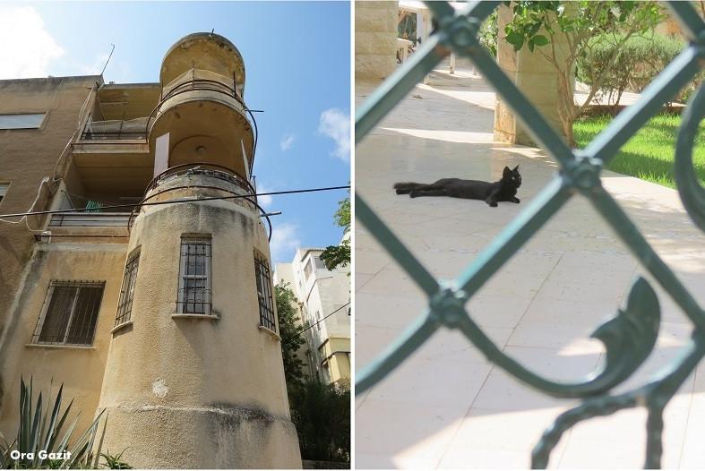 בניין יפה - שביל חיפה - טרק - טיול בחיפה