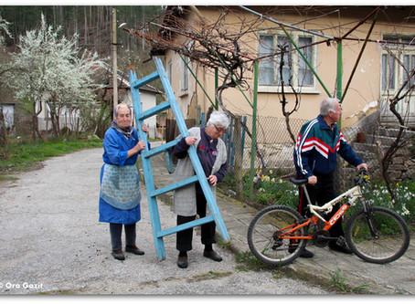 זקני הכפר סטקבצי - בולגריה