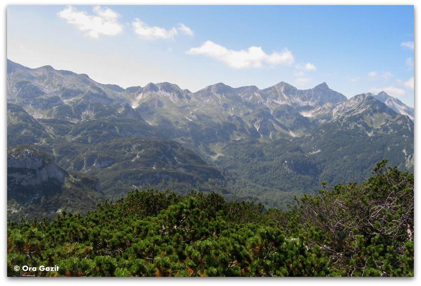 נופים מהר ווגל, סלובניה