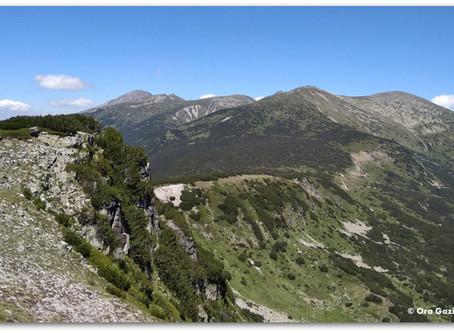 במרומי קו הרכס   טרק הרי רילה בולגריה   יום 4