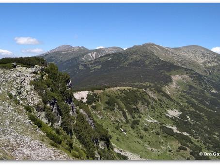 במרומי קו הרכס | טרק הרי רילה בולגריה | יום 4