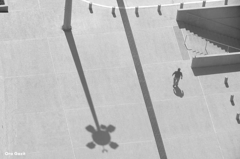 תצפית ממגדל אשכול - אוניברסיטת חיפה - שביל חיפה - טרק - טיול בחיפה