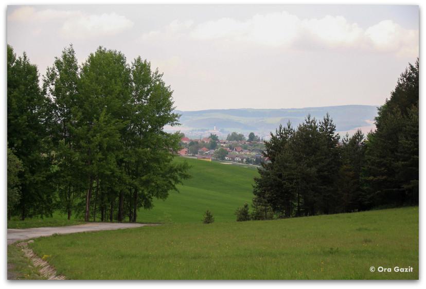 נוף כפרי - טרק - גן העדן הסלובקי - סלובקיה