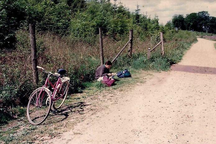 טיול אופנייים, דנמרק - יומן מסע - טיול אחרי צבא