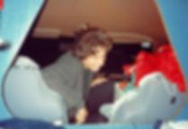בתוך המכונית, אוסטרליה - יומן מסע - טיול אחרי צבא