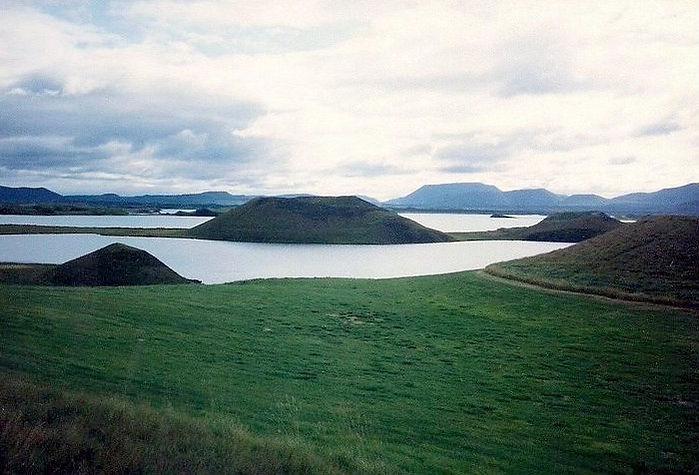 אגם, איסלנד - יומן מסע - טיול אחרי צבא