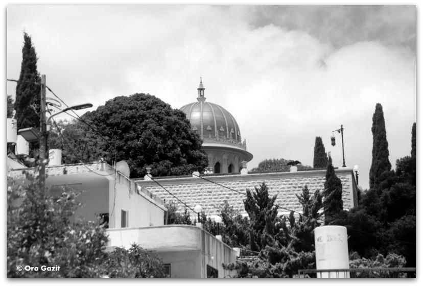 כיפת הזהב חיפה - מה לעשות בחיפה - מסלול 1000 המדרגות