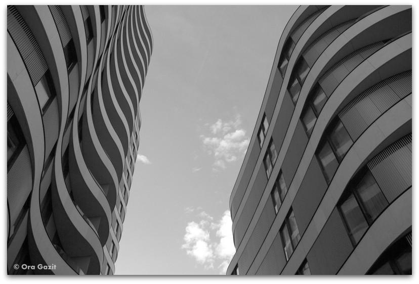 בניינים - לונדון - יומן מסע