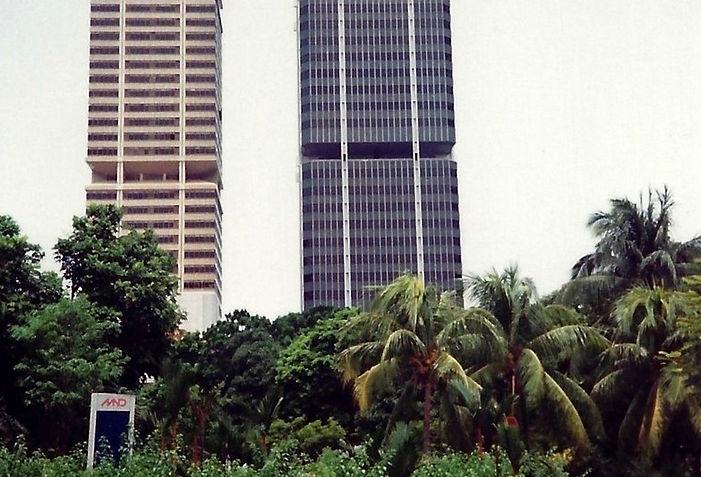 גורדי שחקים, סינגפור - יומן מסע - טיול אחרי צבא