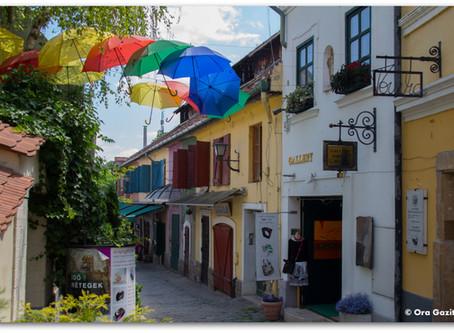סנטאנדרה עיירה ציורית - טיול יום מחוץ לבודפשט