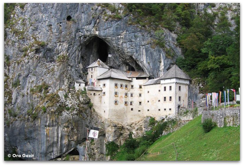 פרדיאמה, מצודות, סלובניה