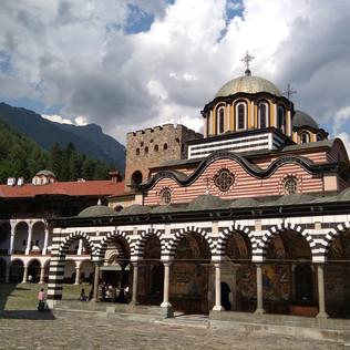 טרק הרי רילה בולגריה - יום 2