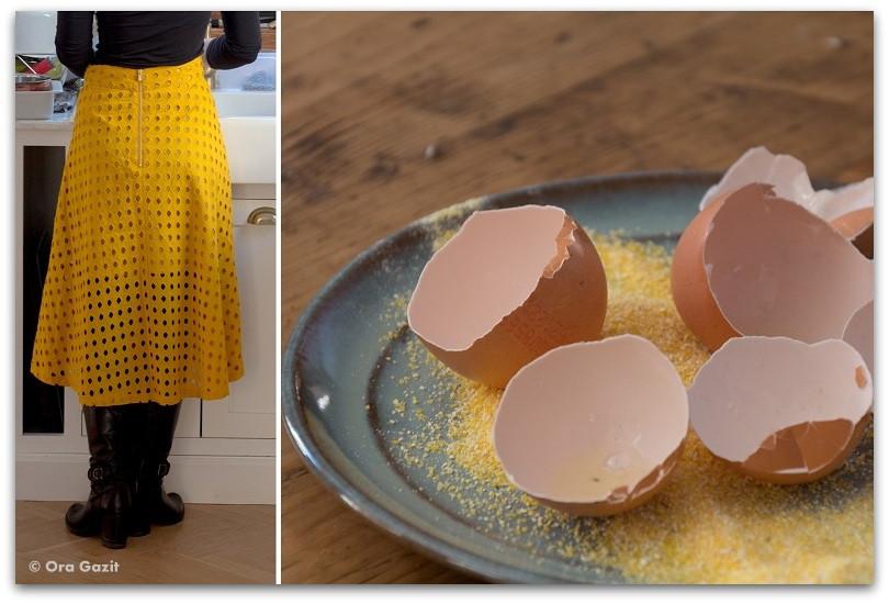 קליפות ביצים - מתנות ליום הולדת