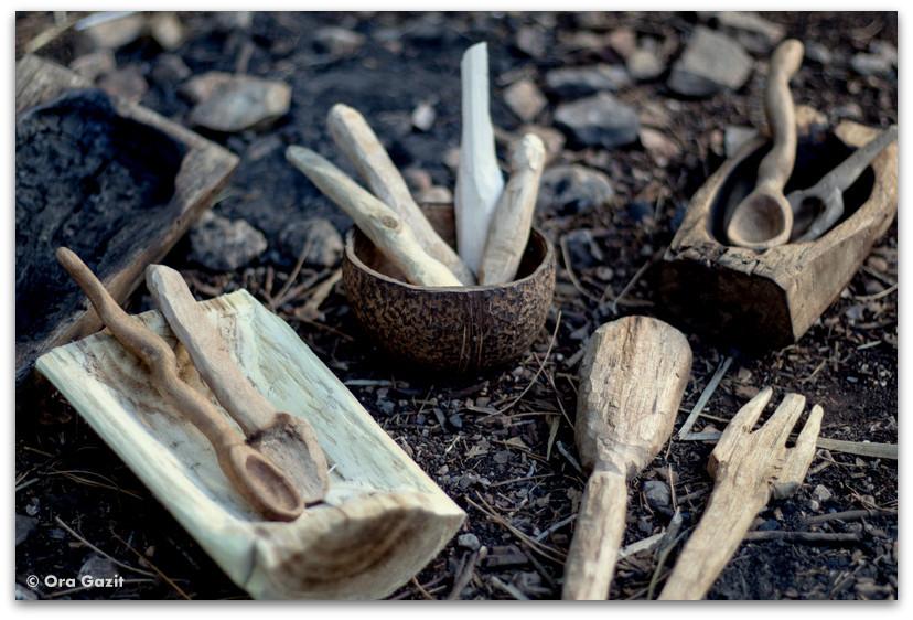 כלים בעבודת יד - שומרי הגן - המלצה על ספר - שורשים