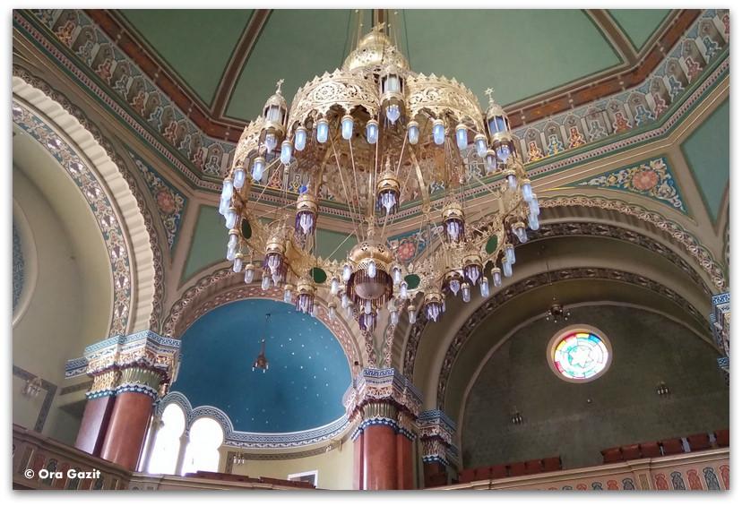 סופיה בולגריה - טיול עירוני - בית הכנסת הגדול - מה לעשות בסופיה