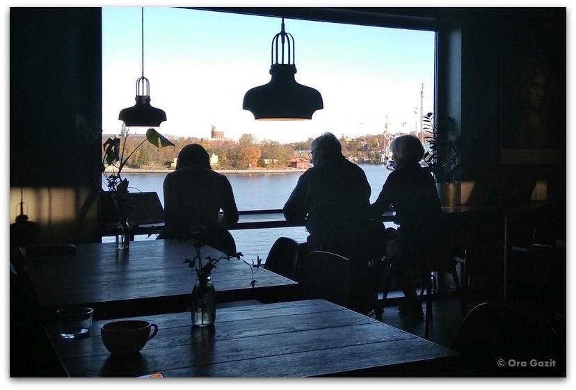 בית קפה - שטוקהולם