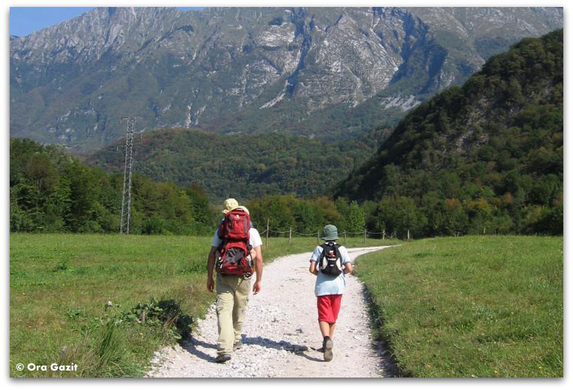 טיול משפחתי, סלובניה