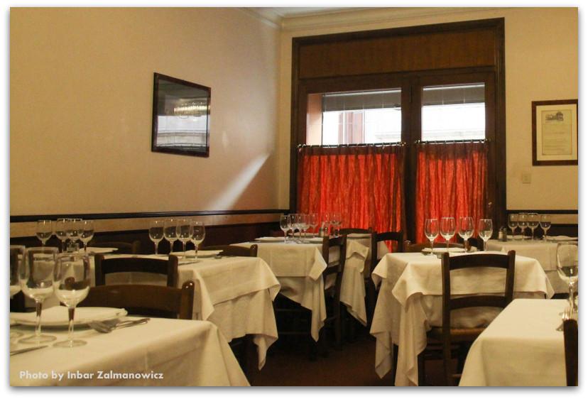 מסעדה איטלקית - רומא עם ילדים, איטליה