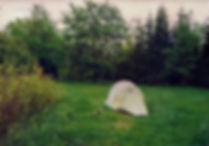 אוהל, שבדיה - יומן מסע - טיול אחרי צבא