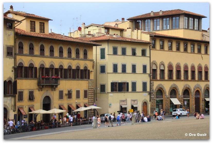 רחוב - פירנצה, איטליה