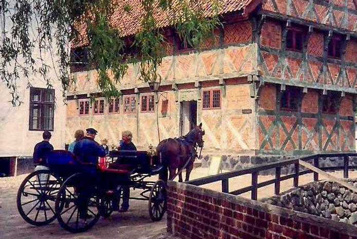 מרכבה עם סוס, דנמרק - יומן מסע - טיול אחרי צבא