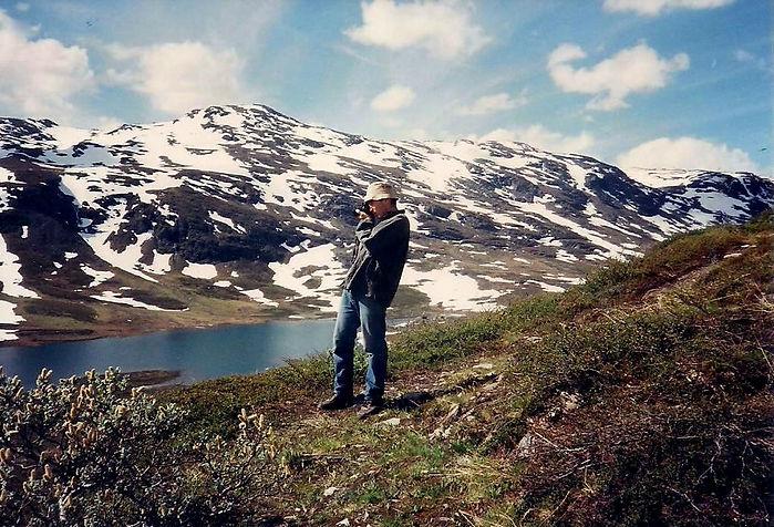 מטייל בנוף, שבדיה - יומן מסע - טיול אחרי צבא