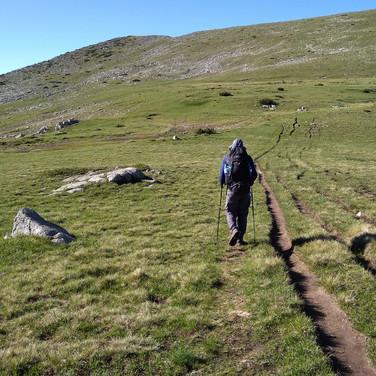 טרק הרי רילה בולגריה - יום 4