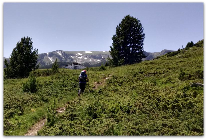 בקתת רילסקי אזרה - שבעת האגמים - טרק הרי רילה בולגריה - יומן מסע