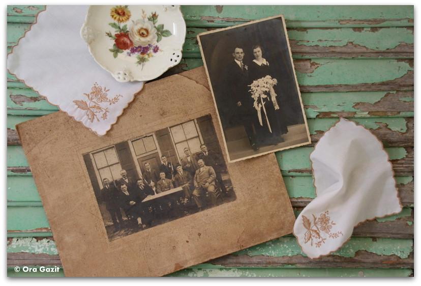 תמונות ישנות - חפצים - זכרונות - שריפה בחיפה