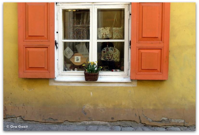 חלון יפה - טאלין, אסטוניה